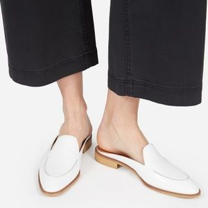 The Modern Loafer Mule Everlane White